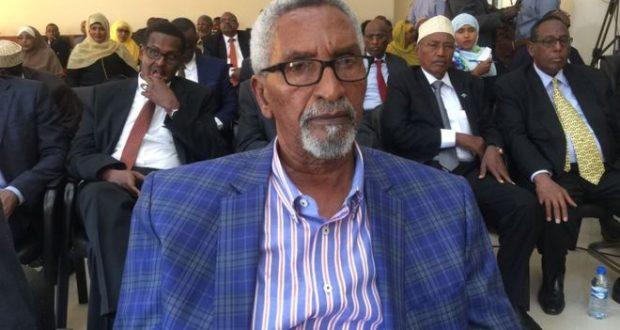gudoomiyaha aqalka sare somaliya