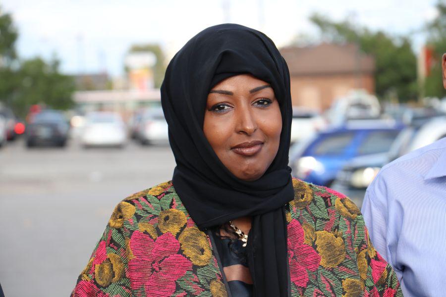 Xildhibaan Amina Ali TORONTO271
