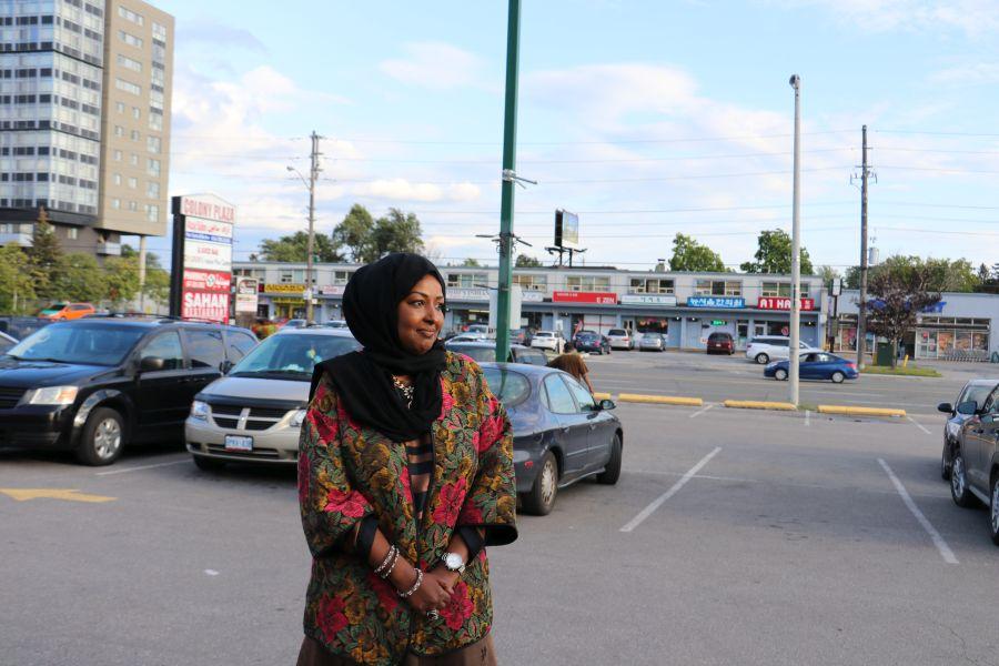 Xildhibaan Amina Ali TORONTO491