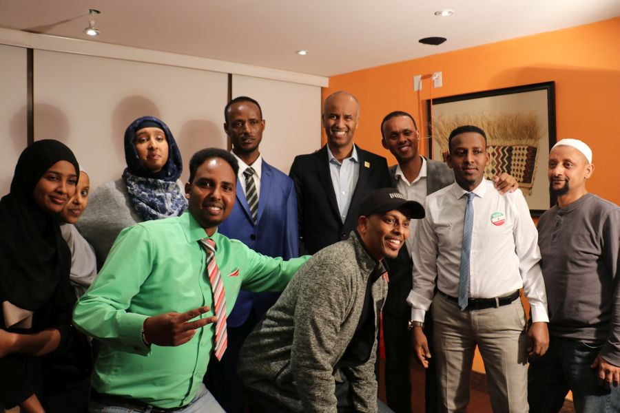 ahmed hussein minister AND SAHAN RESTURANT121