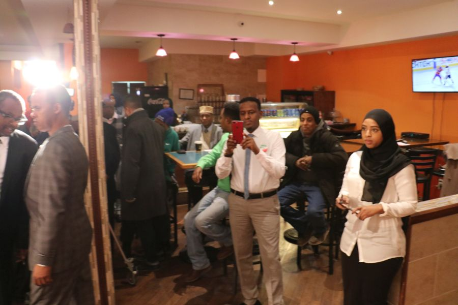 ahmed hussein minister AND SAHAN RESTURANT43