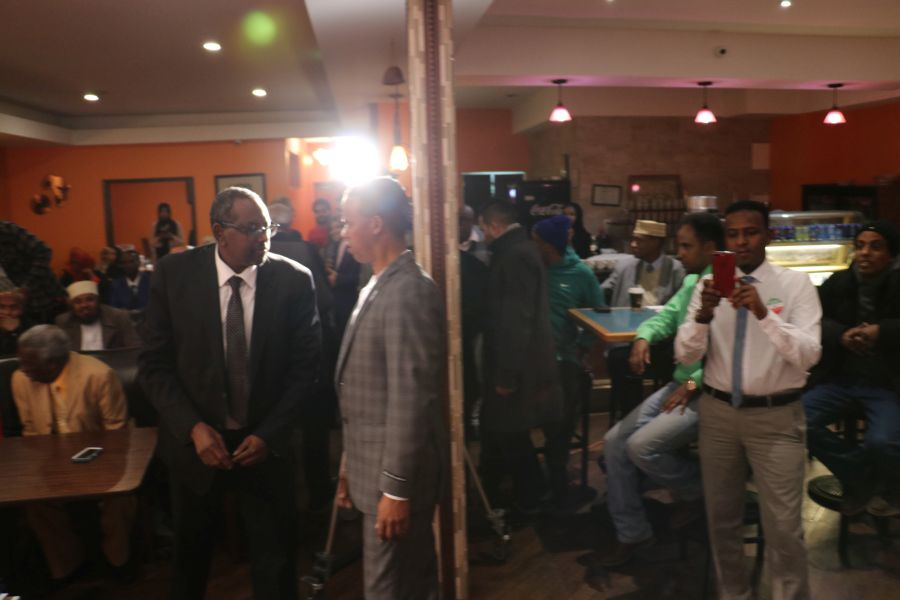 ahmed hussein minister AND SAHAN RESTURANT44