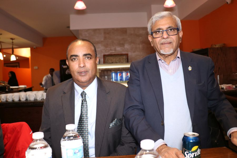 ahmed hussein minister AND SAHAN RESTURANT71