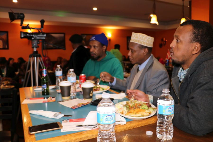 ahmed hussein minister AND SAHAN RESTURANT72