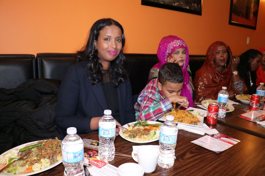 ahmed hussein minister AND SAHAN RESTURANT77