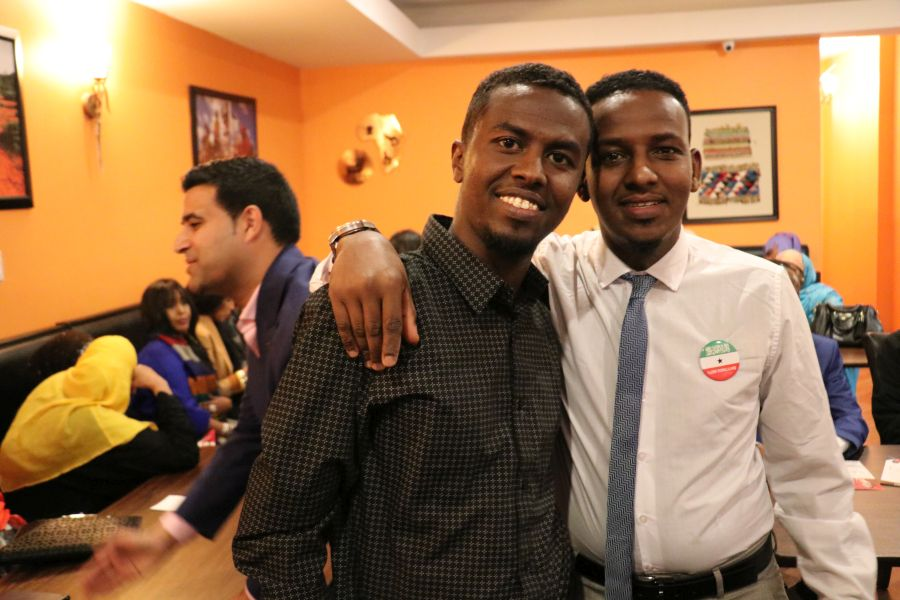 ahmed hussein minister AND SAHAN RESTURANT9