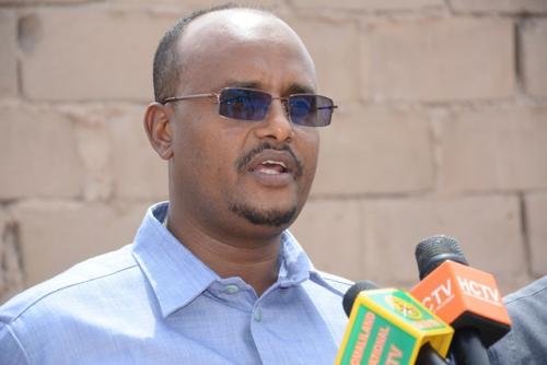 wasiirka maaliyadda somaliland
