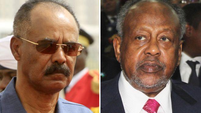 djibouti and eritrea