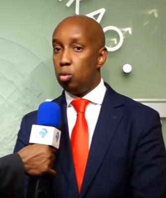 wasiirka duulista somaliya