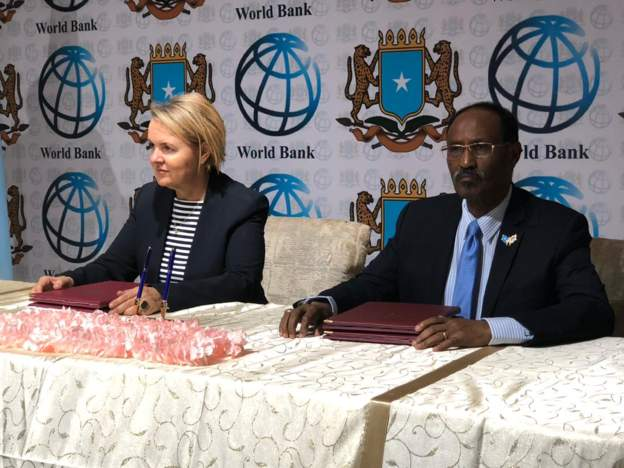 world bank and somalia