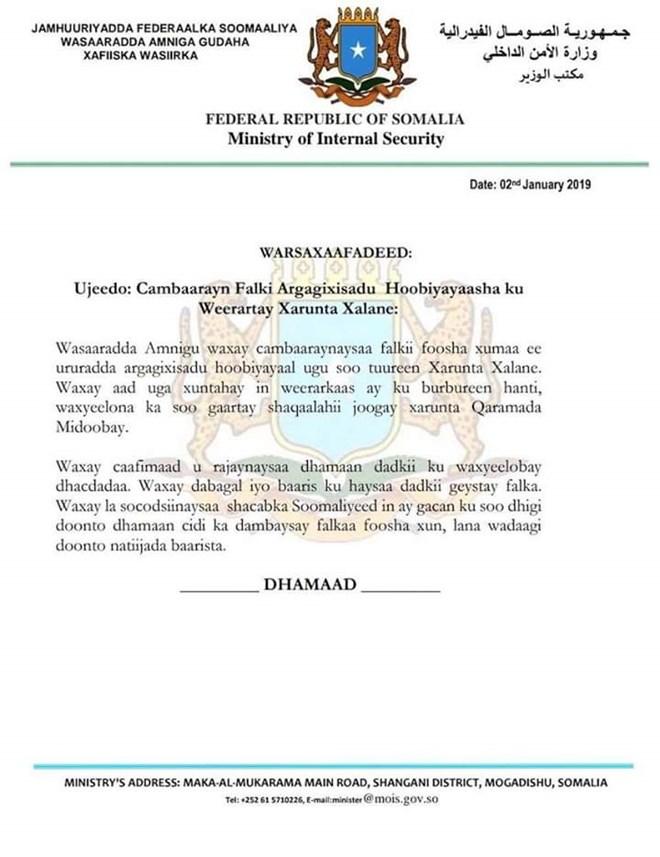 warsaxaafadeed